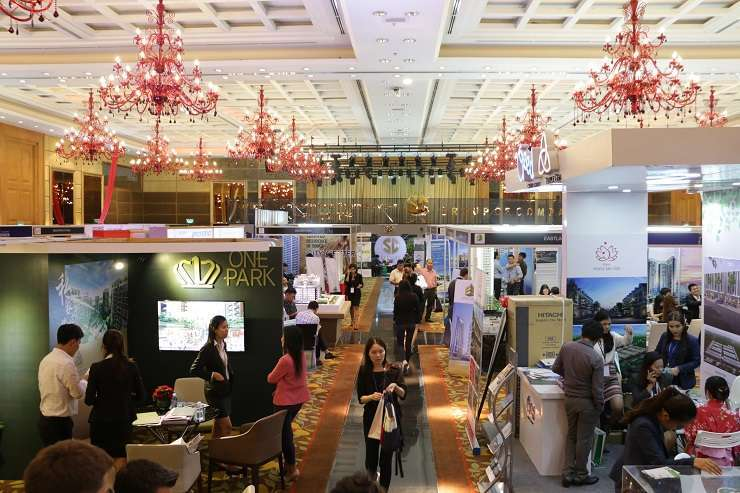 The first Cambodia Real Estate Show in May was a success