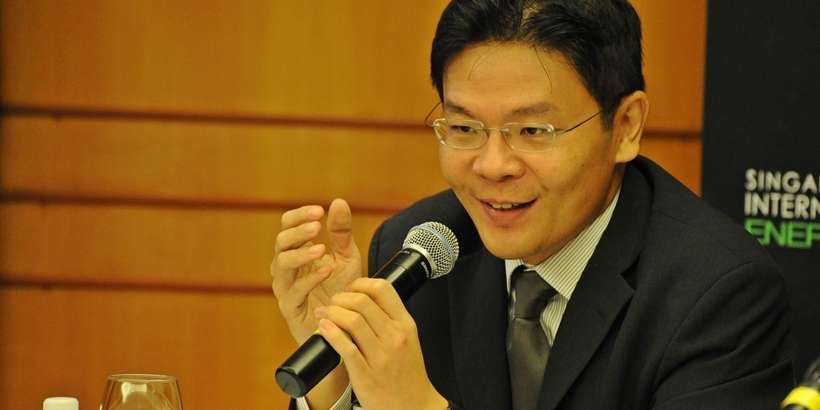 National Development Minister Lawrence Wong. (Photo: Wikimedia Commons)