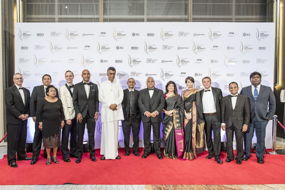 The 2018 PropertyGuru Asia Property Awards (Sri Lanka) drew 400 guests, including Hon. Patali Champika Ranawaka, M.P., the Minister of Megapolis and Western Development