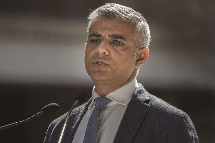 London Mayor Sadiq Khan has set a goal to make half of all new homes built in London affordable