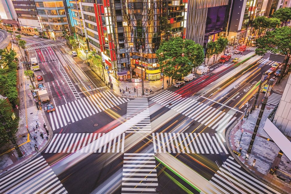 Iconic areas such as Ginza, one of the world's glitziest shopping districts, encapsulate the widescreen appeal of Tokyo's rich tapestry of neighbourhoods