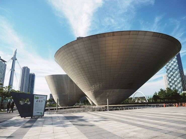 Songdo was heralded as the world's first smart city