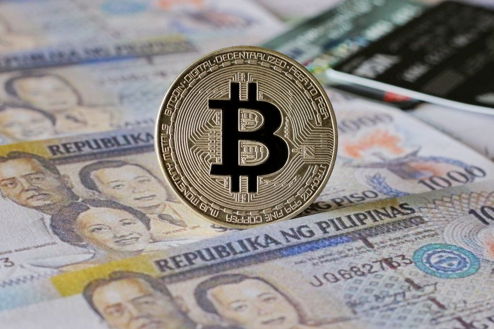 Bitcoin is gaining traction in the Philippines. Eakvoraseth/Shutterstock