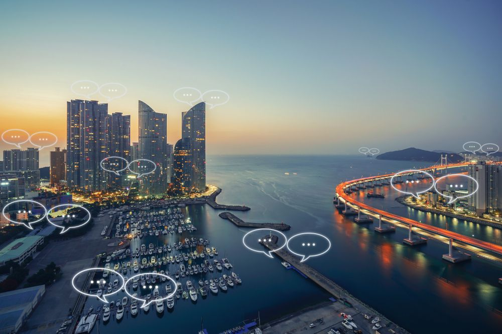 Do Sejong and Busan have what it takes to become smart cities? Prasit Rodphan/Shutterstock
