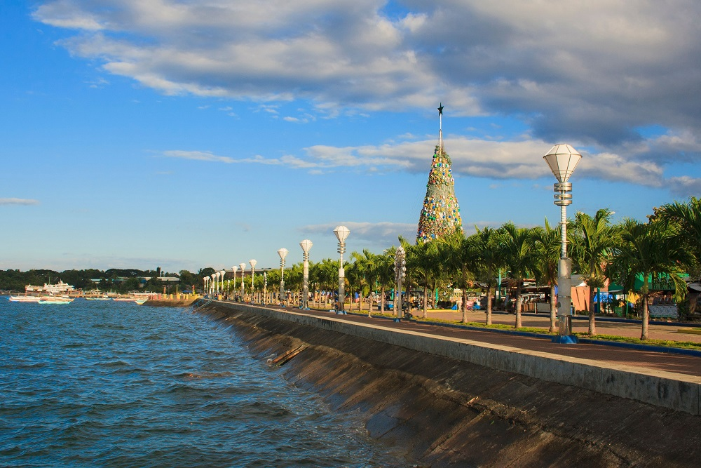 Baywalk of the city of Puerto Princesa in Palawan, Philippines. Paul Kiss/Shutterstock