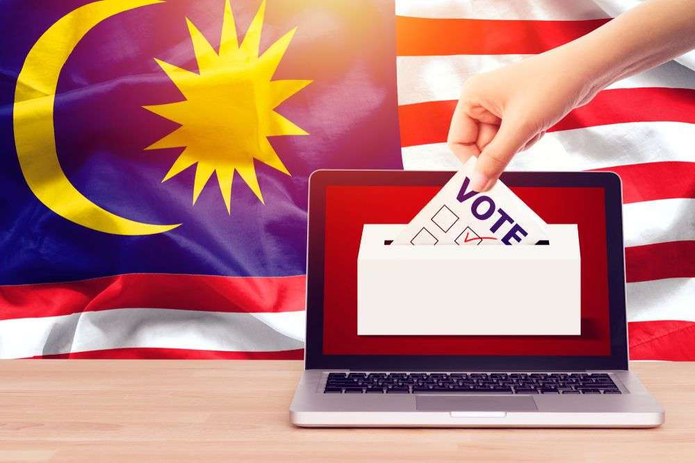 Malaysians cast their votes in the first general elections since 2013. asiandelight/Shutterstock