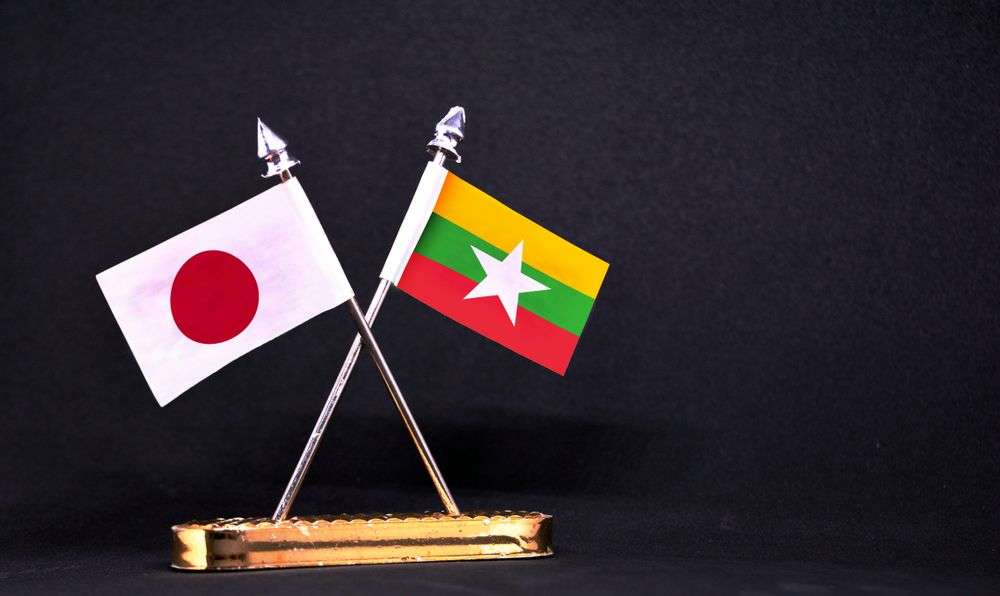 Japan is more confident than ever in Myanmar's economic prospects. Aritra Deb/Shutterstock