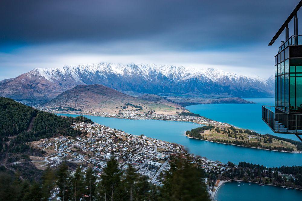 Queenstown, New Zealand. Winston Tan/Shuterstock