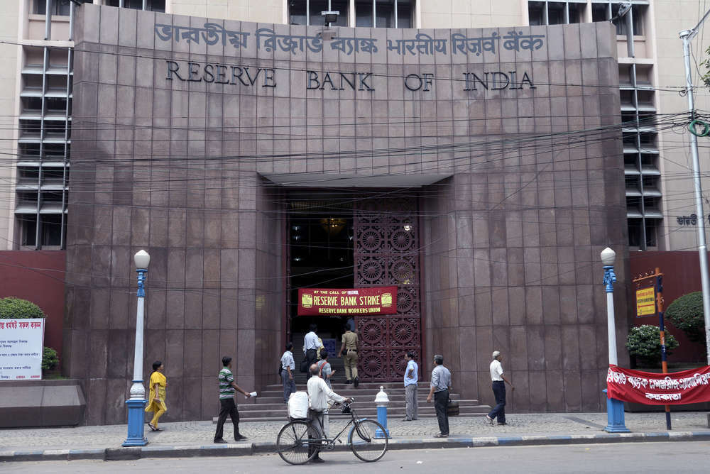 The Calcutta branch of the Reserve Bank of India. Saikat Paul/Shutterstock