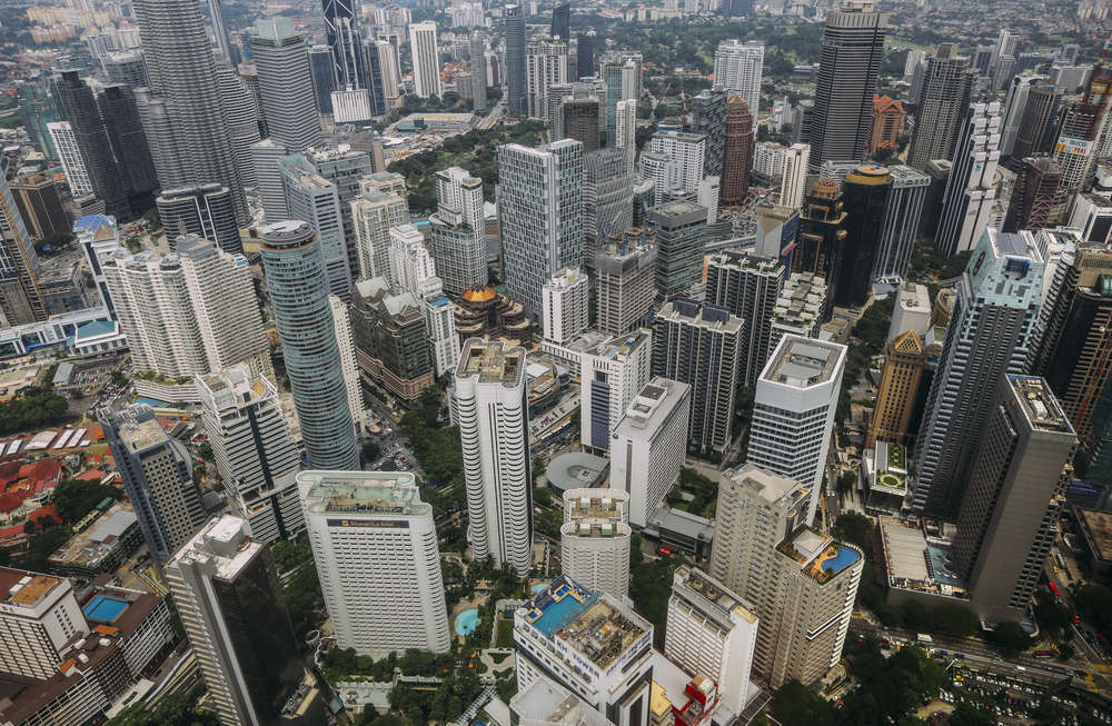 Improved rail links in Kuala Lumpur and the rest of Klang Valley area will improve activity in the upscale condo market. Abdul Razak Latif/Shutterstock
