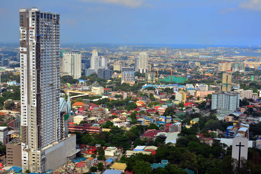 Cebu, the Philippines' 'Queen City of the South.' walterericsy/Shutterstock