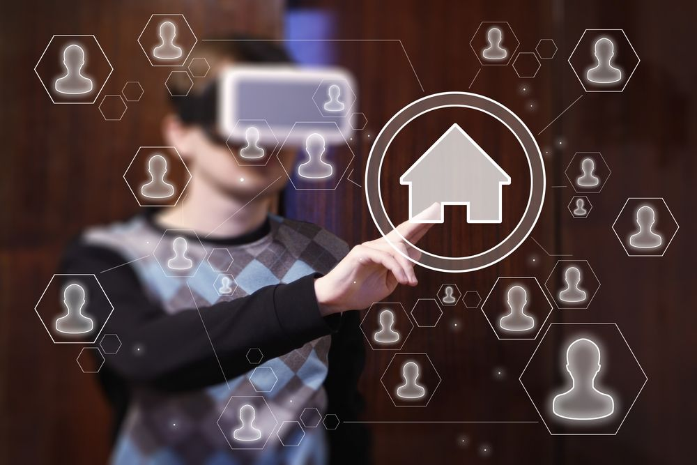 Proptech has evolved dramatically over the last two decades. MaximP/Shutterstock