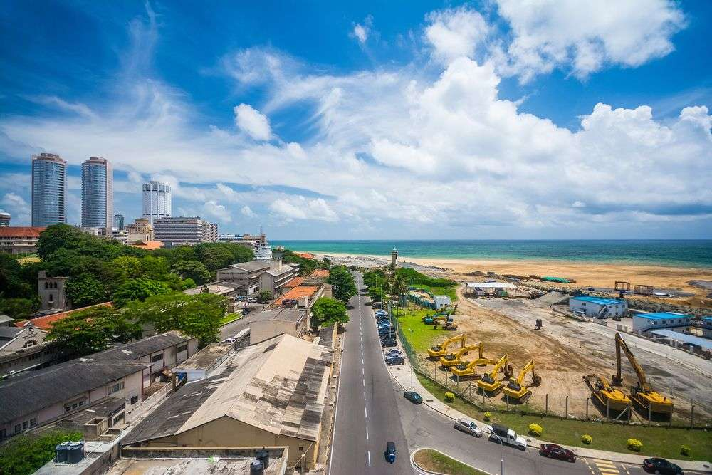 The Colombo harbour. shutterlk/Shutterstock