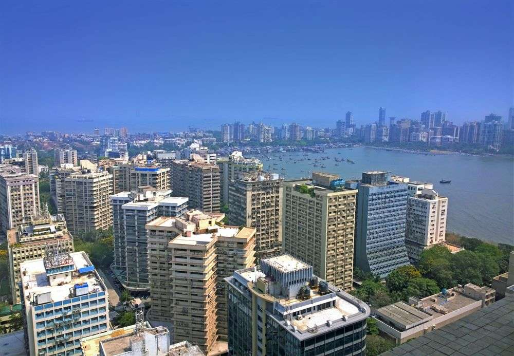 Mumbai, the financial capital of India. Sapsiwai/Shutterstock
