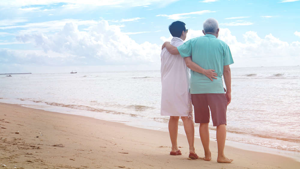 Thailand has one of the world's highest proportions of seniors in a general populace. Glowonconcept/Shutterstock