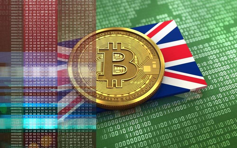 Bitcoin investors are being shut out of loans in the UK. Mmaxer/Shutterstock