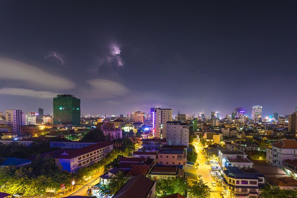 Phnom Penh-based NGOs have pioneered LGBT-friendly initiatives. khlungcenter/Shutterstock