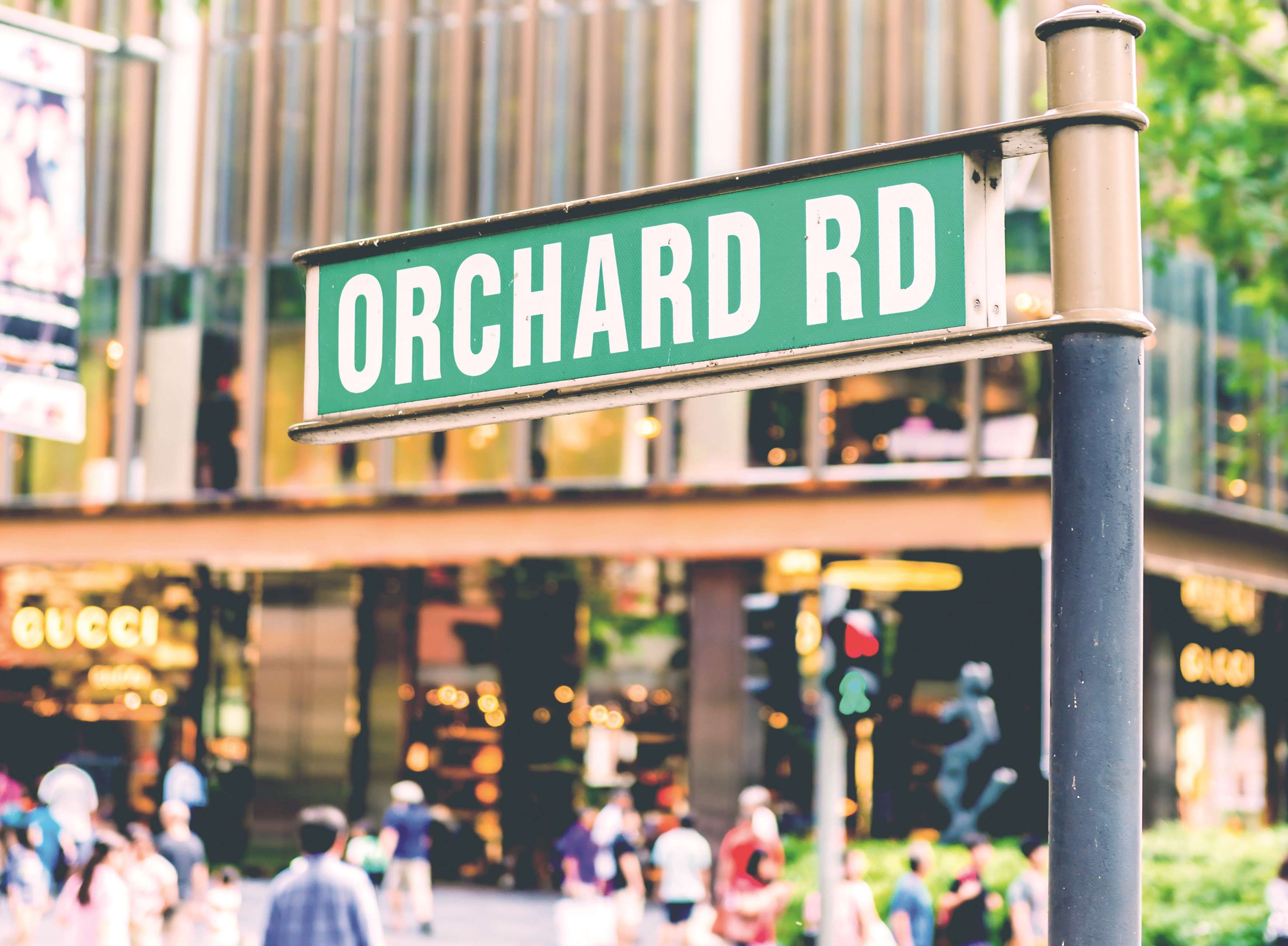 Areas close by the famous Orchard Road shopping strip are regarded as the choicest spots in Singapore for real estate and remain highly coveted by investors