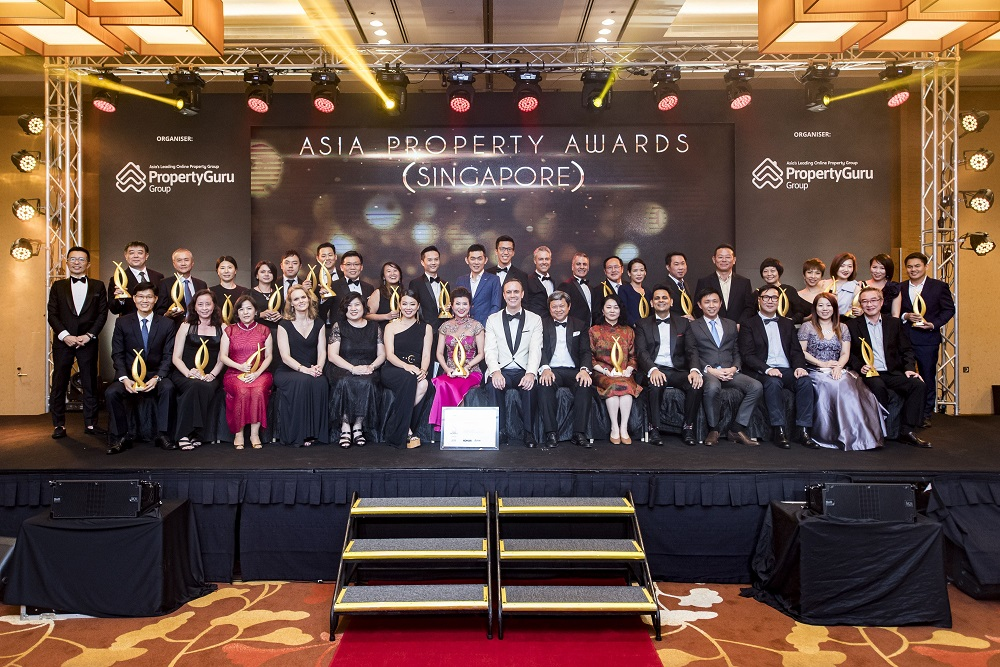 Singapore's finest developers were well represented at the 8th PropertyGuru Asia Property Awards (Singapore)