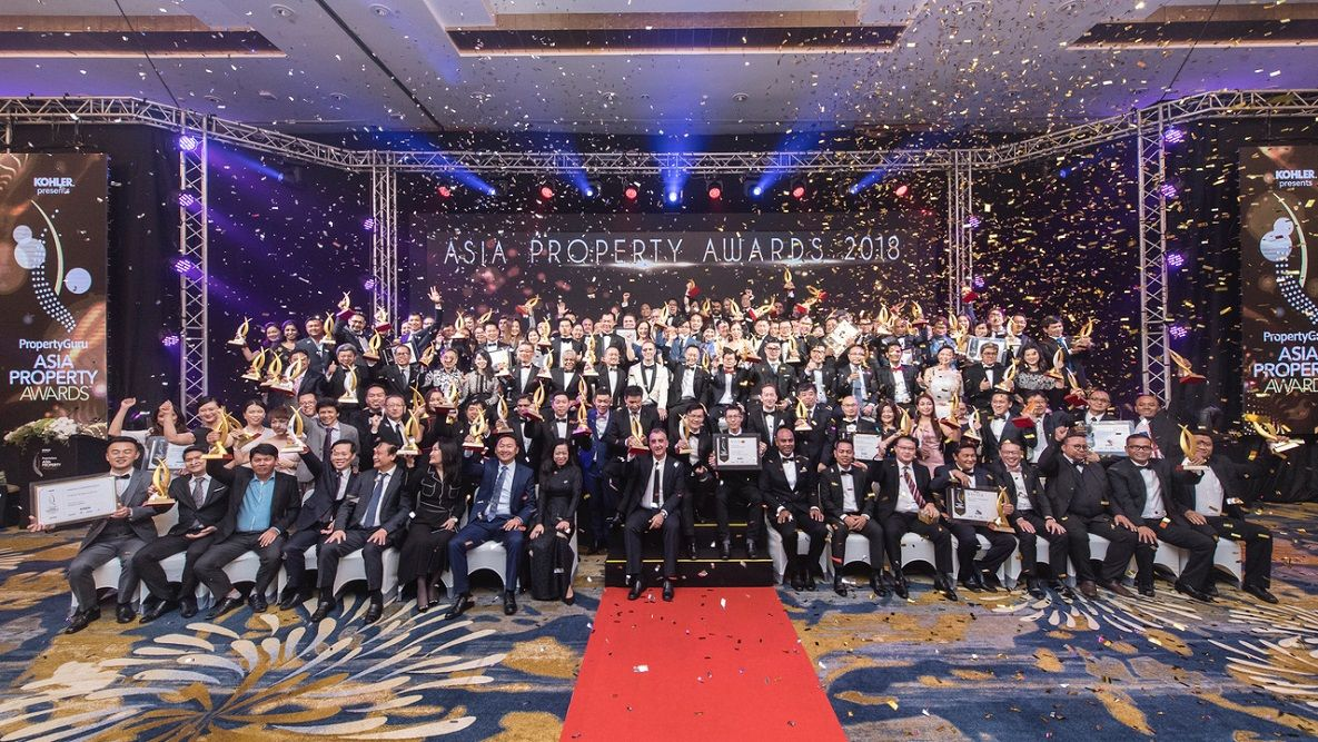 Winning developers in this year's PropertyGuru Asia Property Awards Grand Final include entrants from Greater China, Australia and Japan